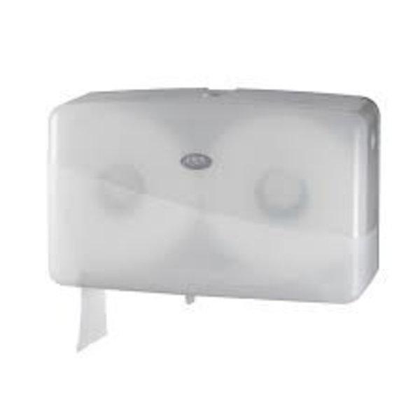 euro pearl mini jumbo duo toiletrolhouder
