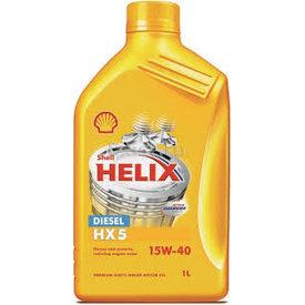 shell helix hx5 diesel 15w40 12x1l