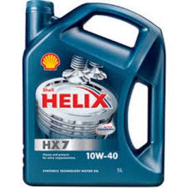 shell helix hx7 10w40 3x5l