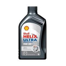 shell helix ultra pro av-l 5w30