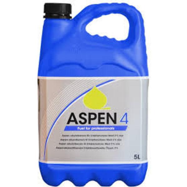 aspen 4 blauw mengsmering 5 liter