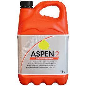 aspen 2 oranje mengsmering 5 liter