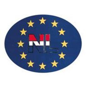 nl sticker