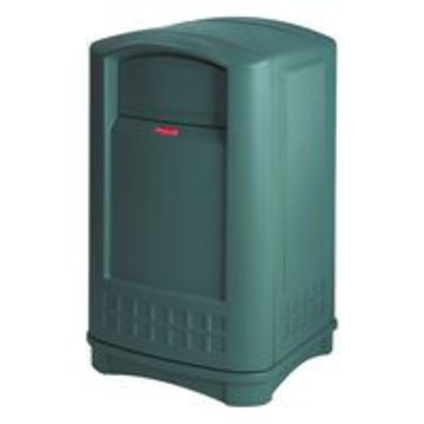 Container rubbermaid groen 189,3 ltr