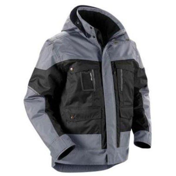 Bläkläder winterjas 4886 zw/grijs XXL