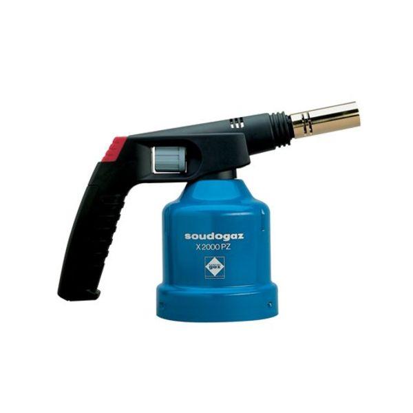 gasbrander X 2000 PZ