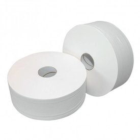 toiletrol maxi jumbo 380m 9cm breed 2lgs cellulose