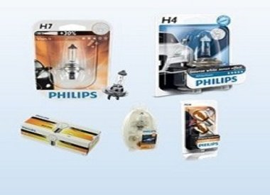 Auto lampen Philips