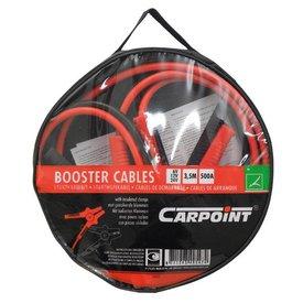 startkabel 500 amp in tas koperen klemmen carpoint