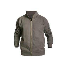 Bläkläder 3349 vest rits armygroen