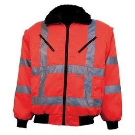 m-wear pilotjack en 471 0977, oranje RWS