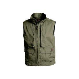Bläkläder 3154 Garden werkvest army groen