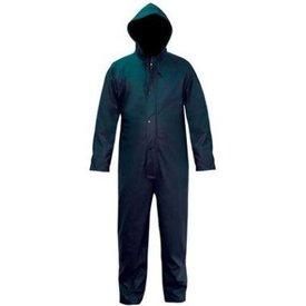 regenoverall m-wear premium 5400 warona groen en marineblauw