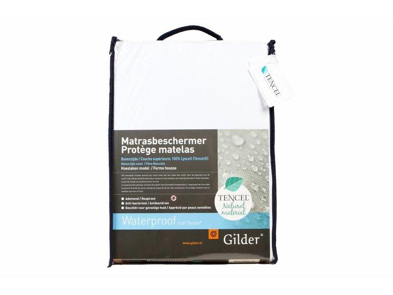 Matrasbeschermer Waterdicht Tencel