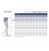 Sigvaris Comfort AG/H Attachable to hip