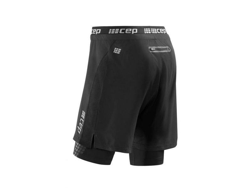 CEP Dynamic+ 2 in 1 Run Shorts 2.0