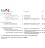 Handicare WendyLett Sliding Fitted Sheet  - Copy