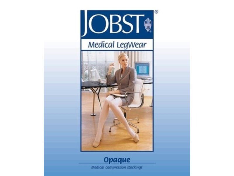 Jobst Opaque AG/H Schenkelstrumpf mit Hüftbefestigung