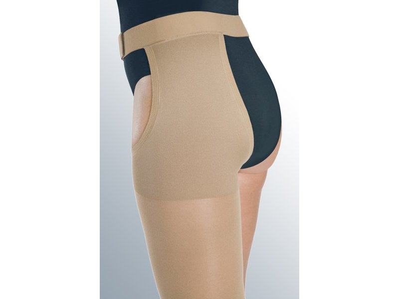 Jobst Opaque AG/H Thigh Stocking Attachable to hip