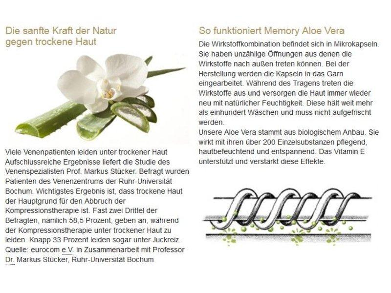 Ofa Memory Aloe Vera AD Wadenstrumpf