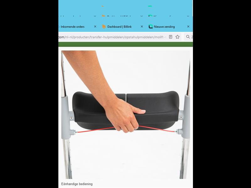 Etac Molift Raiser Pro (nur NL/BE)