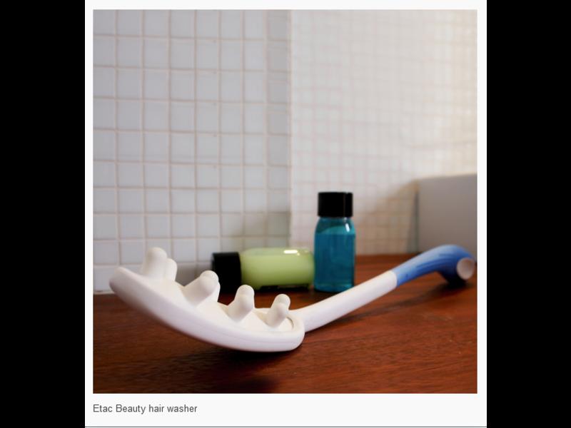 Etac Beauty Haar-Wasborstel (nur NL/BE)