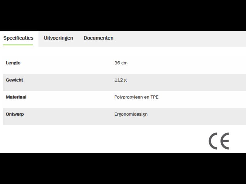Etac Beauty Haar-Wasborstel (only NL/BE)