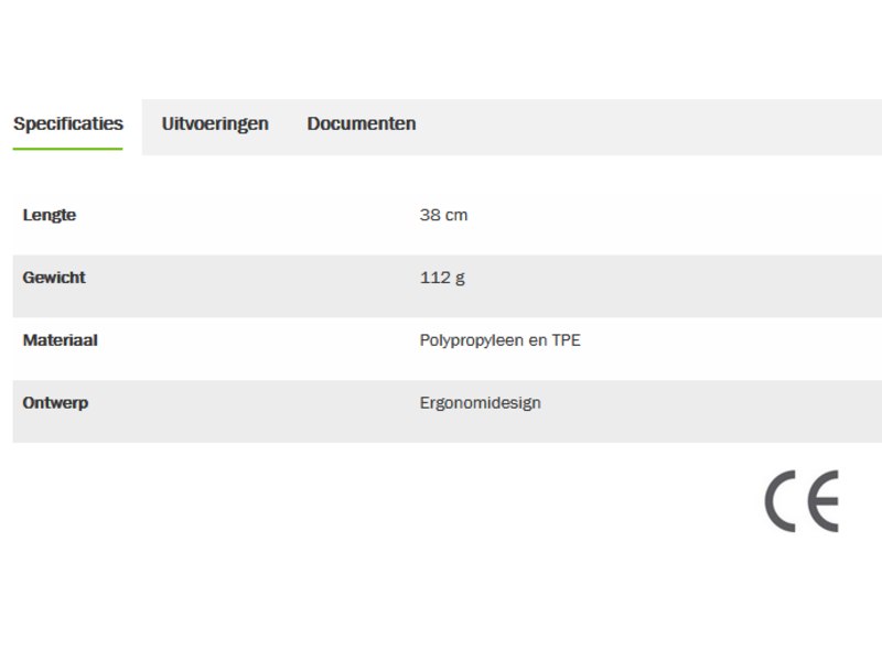 Etac Beauty Lichaamspons (nur NL/BE)