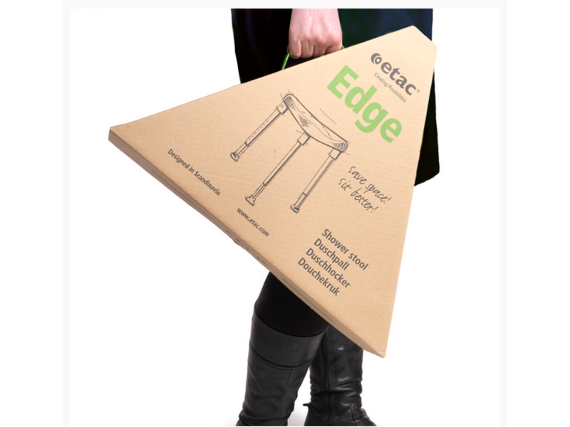 Etac Edge Douchekruk (only NL/BE)
