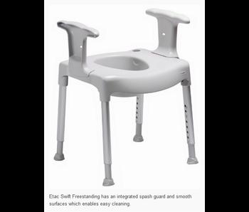 Etac Swift vrijstaande toiletverhoger (only NL/BE)