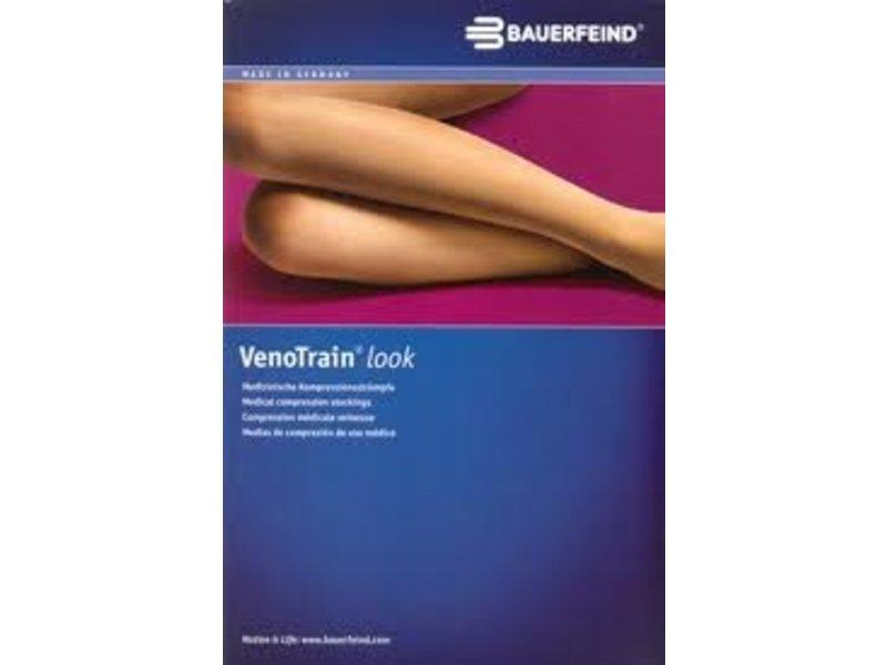 Bauerfeind VenoTrain Look AG Schenkelstrümpfe