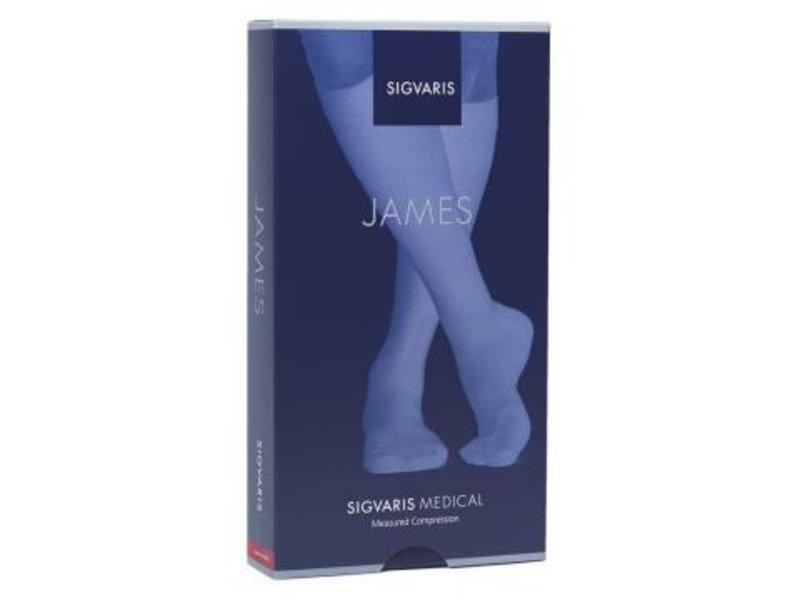 Sigvaris James AD Knee Stocking