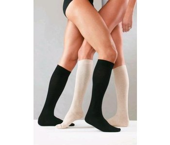 Sanyleg Preventive Cotton AD Knee Stockings 14-16 mmHg