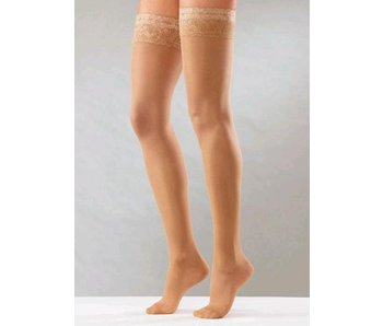 Sanyleg Preventive Sheer AG Thigh Stockings 15-21mmHg