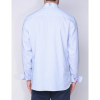 DARIO II MIDDLE BLUE | WHITE