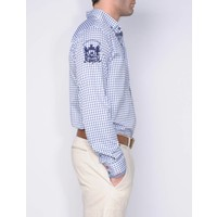 ESTAVAN III ROYAL BLUE | WHITE