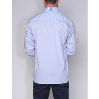 shirt ANTONIO III whiteskyblue