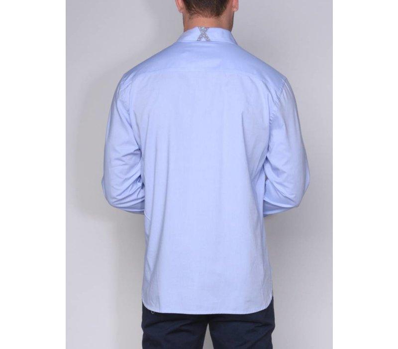 shirt ANTONIO IV skyblue