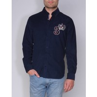 shirt ANDRES V midnight navy
