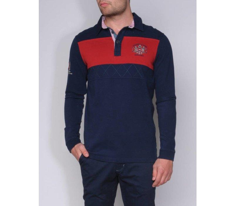 sweater FRASCUELO midnight navy