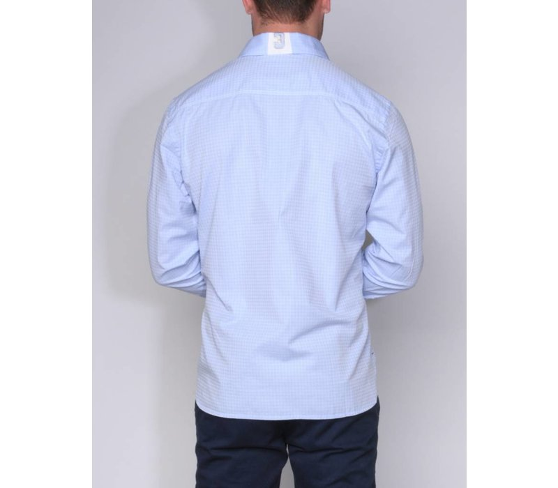 shirt ARCELIO V skyblue