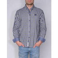 shirt ARNALDO III m.navy-b.green