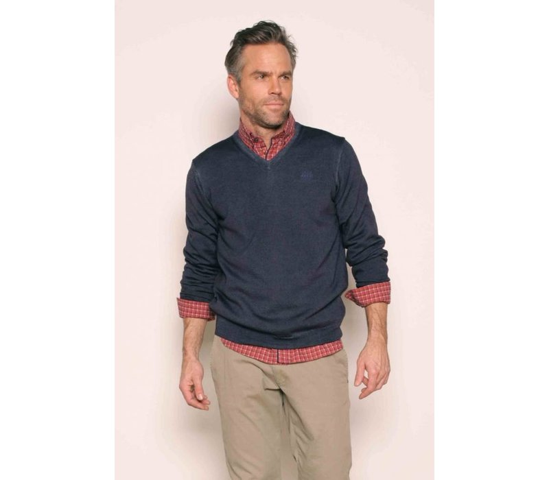 pullover PACO navy