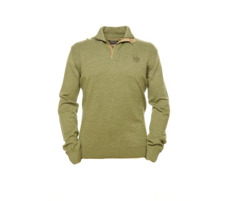 pullover PAULO olive