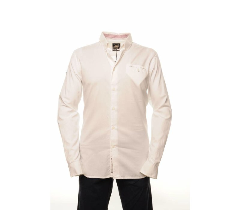 shirt FILIPPO white