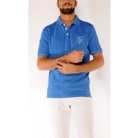 Polo NOAH Royal Blue
