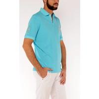 Polo NOAH Turquoise