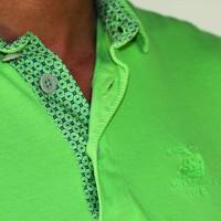 Polo MILO Light Green