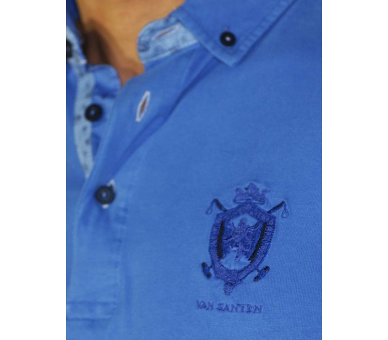 Polo OWEN Royal Blue