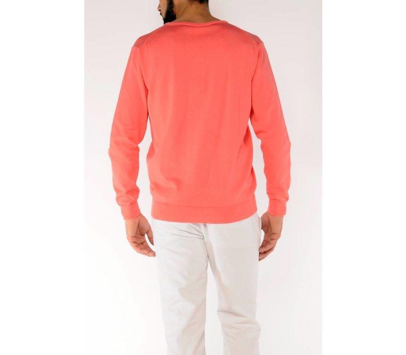 Pullover GINO Coral